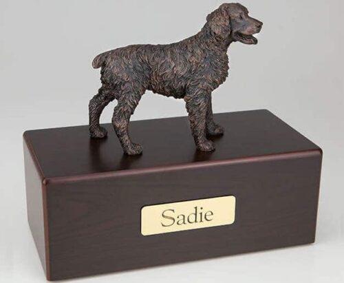 Brittany Cremation Figurine Urn