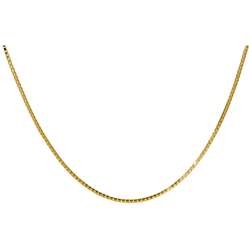 "24"" Gold Plated Box Chain"