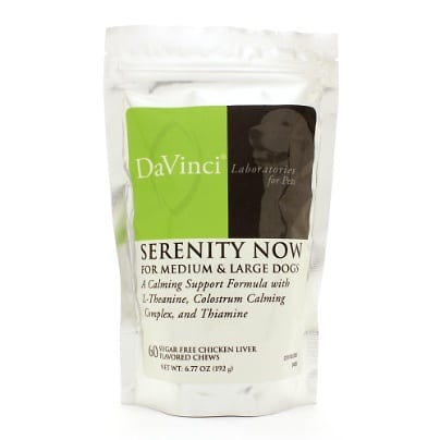 DaVinci Labs Serenity Now Chews, 60 ct