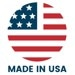 Madelyn cremation jewelry is made in the United States of America